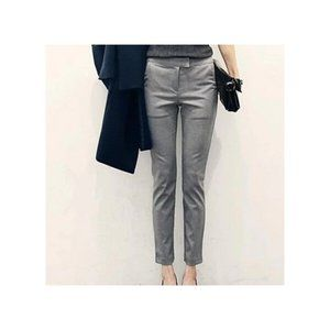 GAP  - Grey 'True straight' pants with spandex